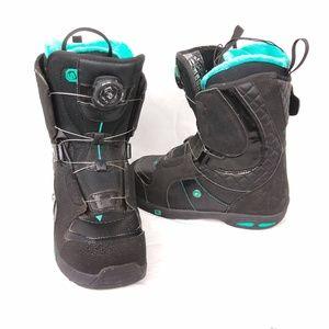 Salomon /// Ivy Boa Womens Snowboarding Boots